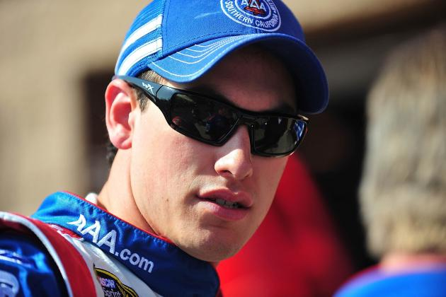 Joey Logano Receives Support from Roger Penske After Crash at Auto Club 400