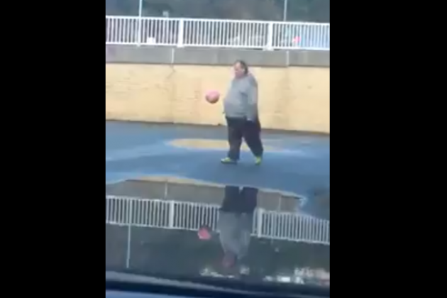 Fat Welsh Soccer Juggler Is Athletic Marvel the Entire World Will Appreciate
