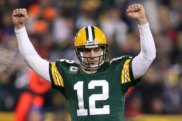 Aaron Rodgers Has Hilarious Twitter Conversation with Shooter McGavin