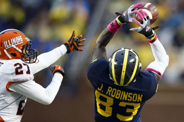 Michigan Football: Underrated Players Who Will Shine in 2013