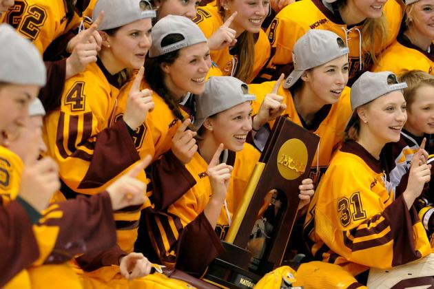 Golden Gophers Win NCAA Frozen Four to Complete Undefeated Dream Season