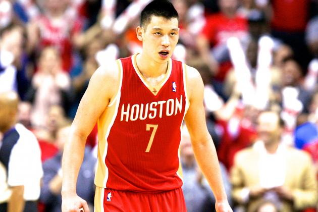 Timeline of Jeremy Lin's Up-and-Down 2012-13 Season with the Houston Rockets