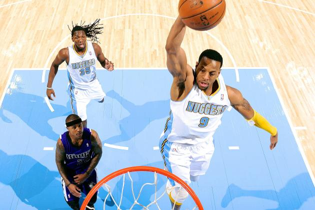 Streaking Denver Nuggets Making Major Statement to 2013 NBA Title Contenders