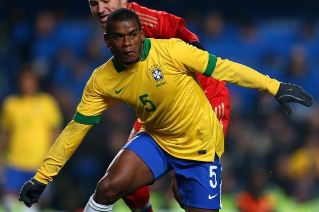Brazil Scouting Report: Brazil and Gremio Starlet Fernando