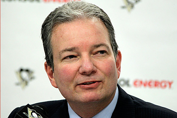 Penguins' GM Ray Shero Setting Tone with Early Deals