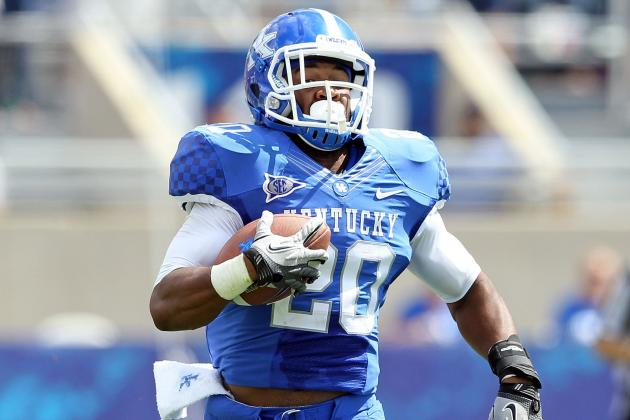 UK's Clemons Rushing Back into Form After Long Layoff