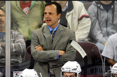 Report: Jon Cooper to Be Head Coach of Tampa Bay Lightning