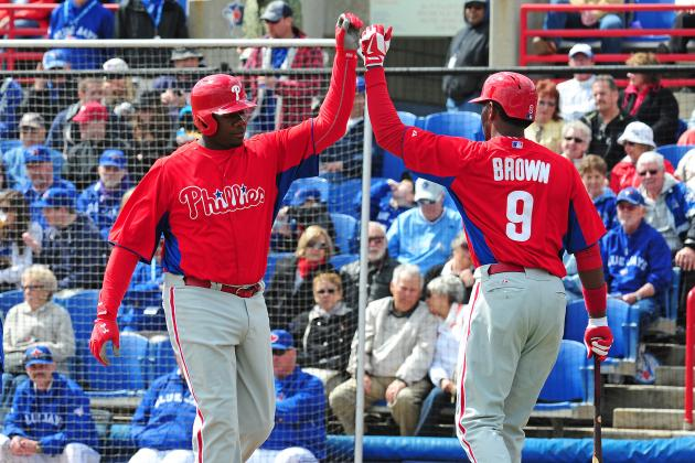 Grading Every Phillie's Spring Training
