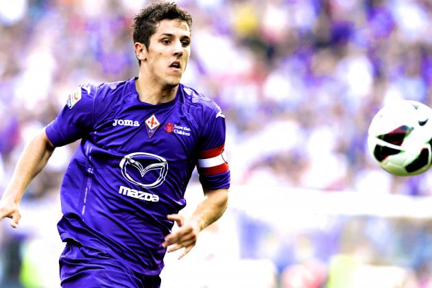 Stevan Jovetic: Analysing Arsenal, Manchester City Striking Target