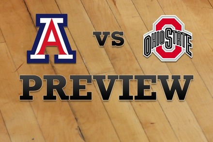 Arizona vs. Ohio State: Full Game Preview