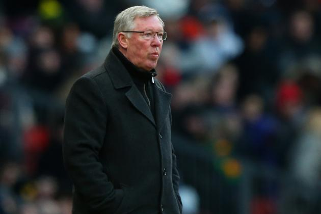 Fergie Ready to Name Totally Different Teams for Easter Double-Header