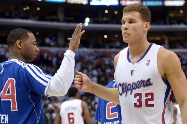 Blake Griffin Says the Clippers Change Their Defensive Principles Every Game