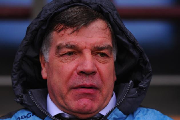 West Ham Warn Sam Allardyce to Be
