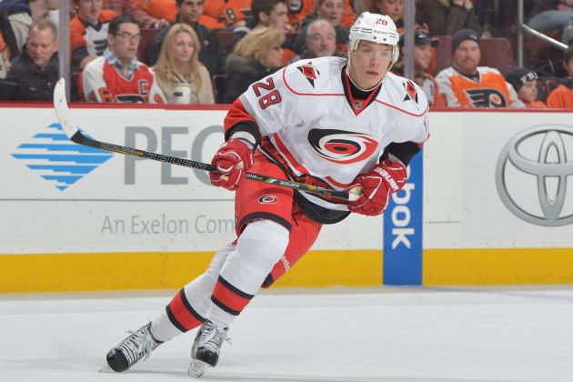 Alexander Semin Reportedly Signs 5-Year Extension with Carolina Hurricanes