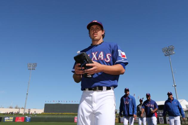 Derek Holland: 'I Am Definitely Ready'