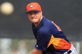 Erik Bedard Makes Astros' Opening-Day Roster