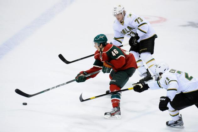 Minnesota Wild vs. Dallas Stars - GameCast - March 25, 2013 - ESPN