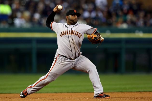 "Pablo Sandoval Is ""Determined"" to Be Ready for Opening Day"