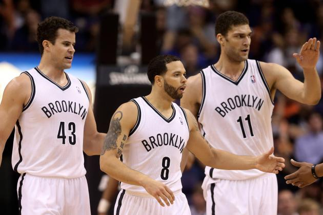 Nets on Verge of First Winning Road Record Since Moving to NBA in 1976