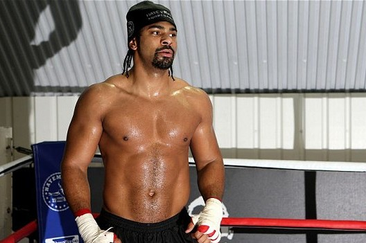 David Haye to Announce Two-Fight Comeback
