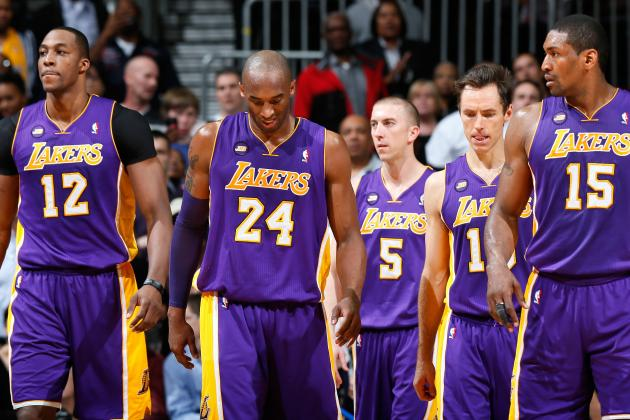 Los Angeles Lakers: Barriers to Playoff Success in 2012-13