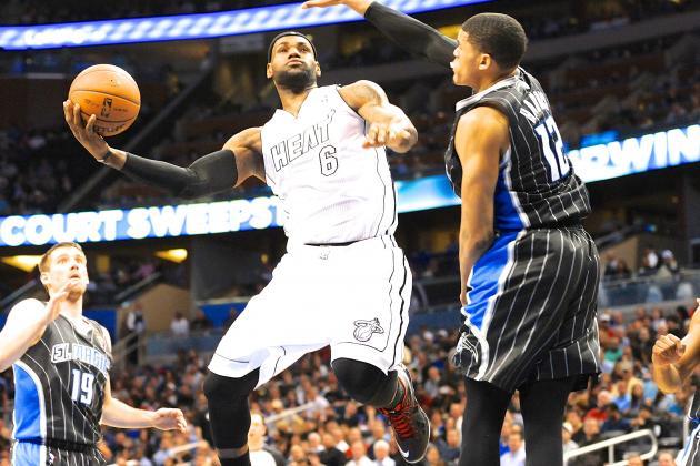 Miami Heat vs. Orlando Magic: Live Score, Results and Game Highlights