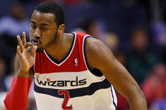 When Will NBA Fans Give John Wall What He Deserves?