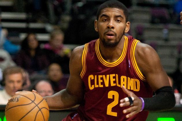 He's Not Shut Down, Kyrie Irving Could Return This Season
