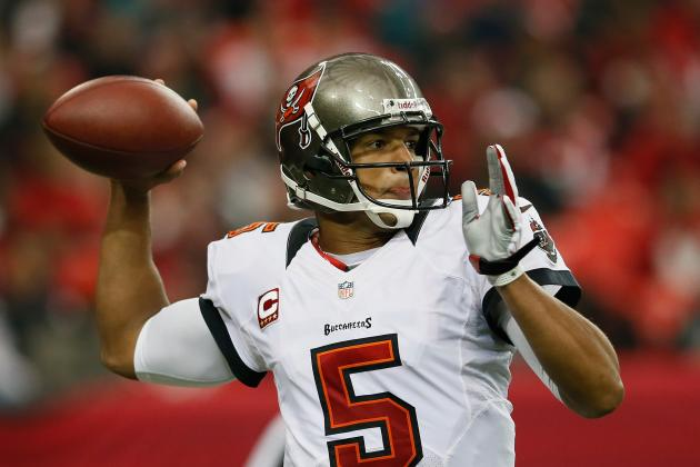 Ronde Barber: Josh Freeman Is Playing for His Job
