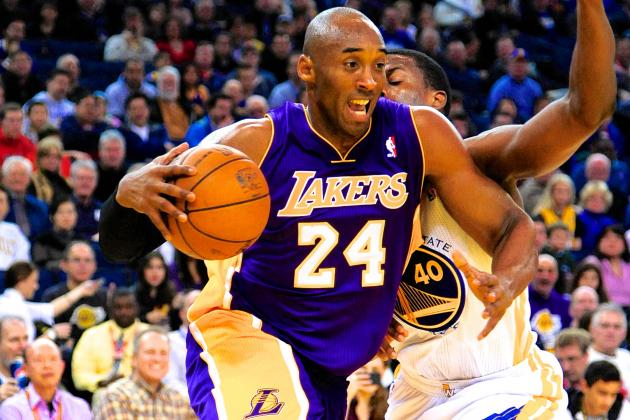 L.A. Lakers vs. Golden State Warriors: Live Score, Results and Game Highlights