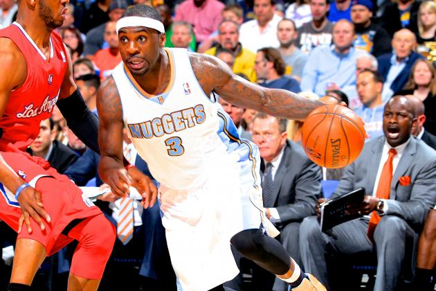Ty Lawson Injury: Updates on Denver Nuggets Guard's Heel