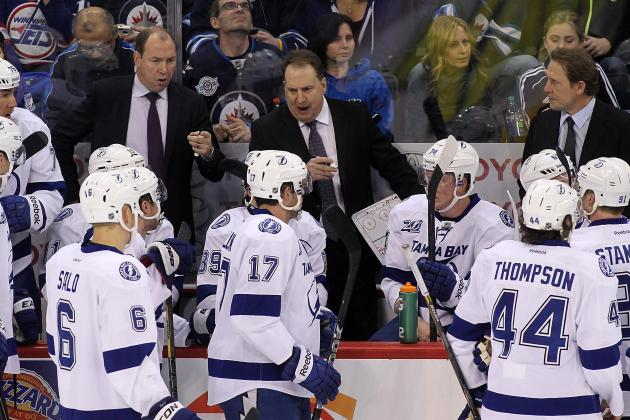 Tampa Bay Lightning Name Jon Cooper Head Coach, Replacing Guy Boucher