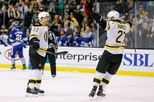 Bruins Rally, Beat Maple Leafs in Shootout