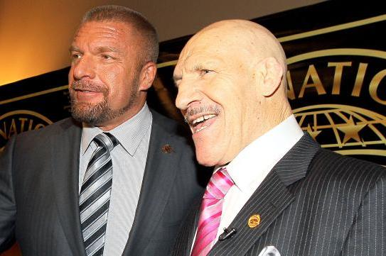 Arnold Schwarzenegger to Induct Bruno Sammartino into 2013 WWE Hall of Fame
