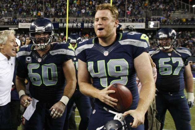 Clint Gresham Signs Tender with Seahawks