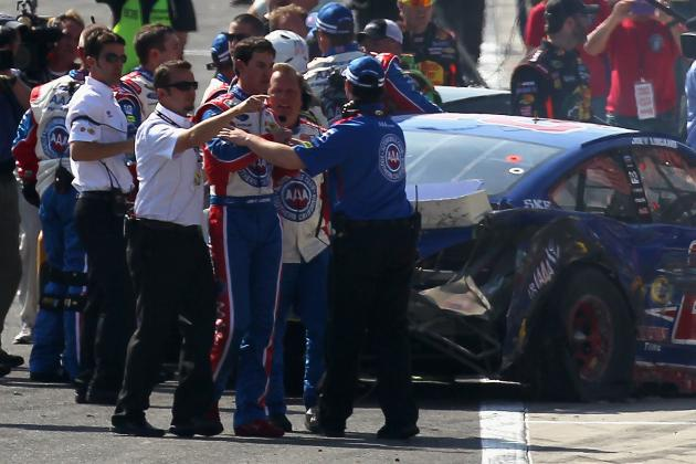 Tony Stewart-Joey Logano Fight: Harsh Words Will Give Way to Dramatic Racing