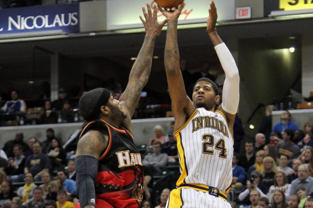 Post-Game Grades: Pacers Try Hard but Don't Lose to Hawks