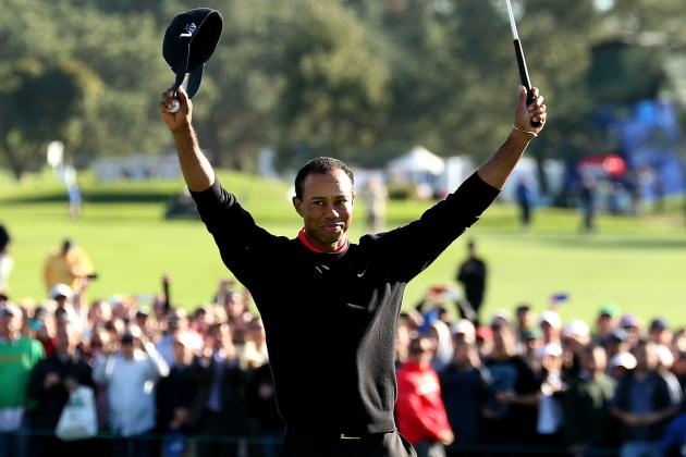 Tiger Woods: The Phoenix Rises from the Ashes