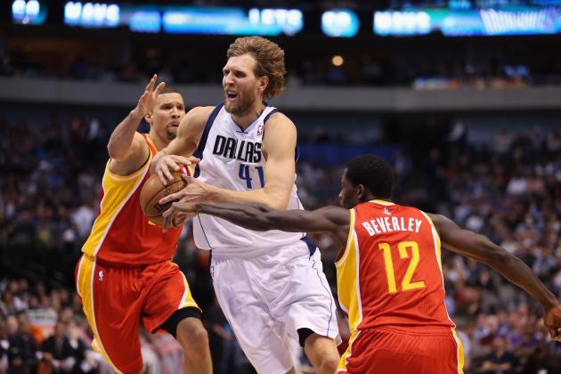 How Good Would Dallas Mavericks Have Been If Dirk Nowitzki Played All Year?