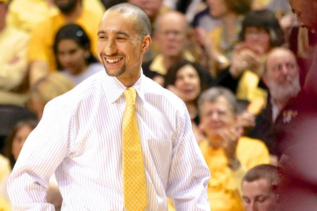 Tubby Smith Fired: Will Minnesota Shoot the Moon and Land VCU's Shaka Smart?