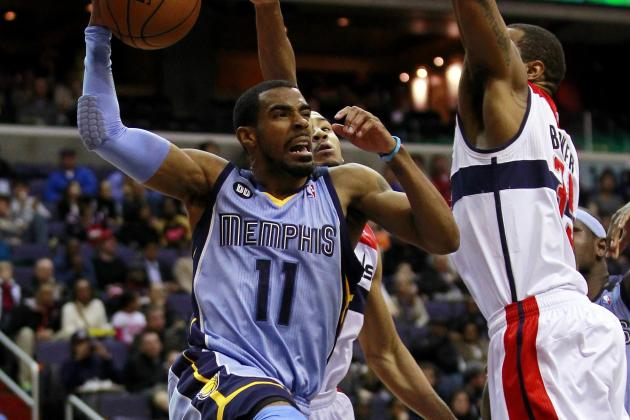 Wizards Beat Grizzlies 107-94