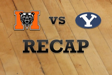 Mercer vs. Brigham Young: Recap, Stats, and Box Score