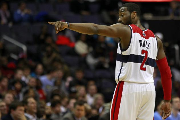 John Wall Scores 47 to Lift Injury-Depleted Team to 107-94 Victory