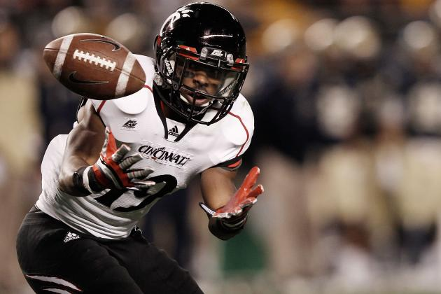 Bearcats' RB Competition Will 'be Fun to Watch'