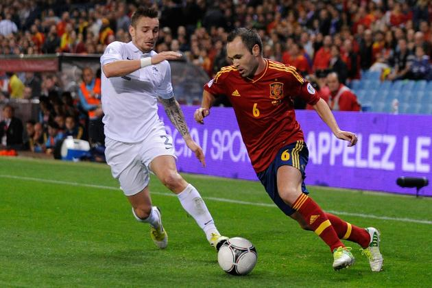 France vs. Spain: Breaking Down Biggest Storylines in Key World Cup Qualifier