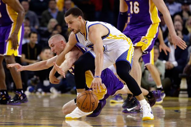 Warriors Beat Lakers 109-103