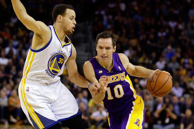Rapid Reaction: Warriors 109, Lakers 103