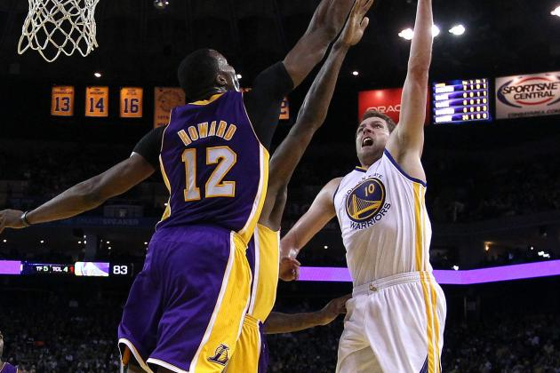 Postgame Grades for Warriors' Win Over Lakers