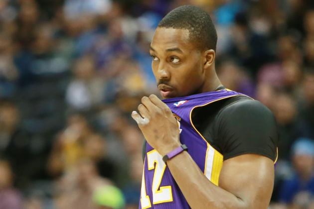 Dwight Howard Hints at Payback over Elbow to Mouth from Warriors' David Lee