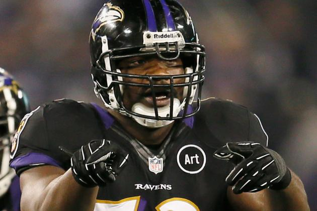 Ravens' Jameel McClain Uses Injury as Motivational Fuel